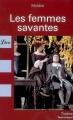 Couverture Les Femmes savantes Editions Librio (Théâtre) 2009