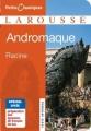 Couverture Andromaque Editions Larousse (Petits classiques) 2008