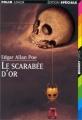 Couverture Le scarabée d'or Editions Folio  (Junior - Edition spéciale) 1997