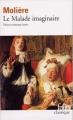 Couverture Le malade imaginaire Editions Folio  (Classique) 2009