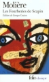 Couverture Les Fourberies de Scapin Editions Folio  (Classique) 2001