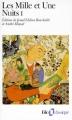Couverture Les mille et une nuits, tome 1 Editions Folio  (Classique) 2008
