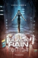 Couverture Black Rain, tome 2 : S01 // E3-4 Editions Flammarion 2012