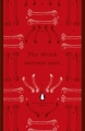 Couverture Le moine Editions Penguin books 2012