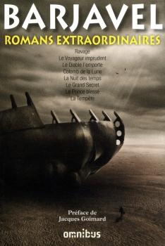 Couverture Romans extraordinaires