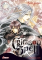 Couverture Crimson Spell, tome 1 Editions Asuka (Boy's love) 2012