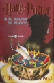Couverture Harry Potter, tome 4 : Harry Potter et la coupe de feu Editions Salani 2001