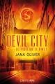 Couverture Devil City, tome 2 : Le voleur d'âmes Editions Castelmore 2012