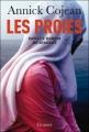 Couverture Les Proies : Dans le harem de Khadafi Editions Grasset 2012