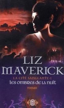 Couverture Crimson City / La Cité sanglante, tome 1 : La Cité Ecarlate / Les ombres de la nuit