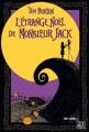 Couverture L'étrange Noël de Monsieur Jack Editions Pika 2012