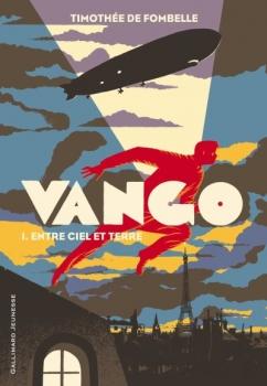 Couverture Vango, tome 1 : Entre ciel et terre