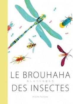 Couverture Le brouhaha des insectes