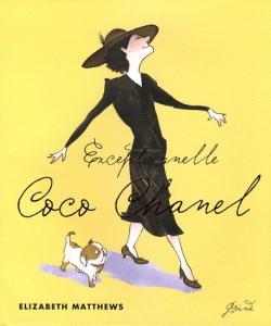 Couverture Exceptionnelle Coco Chanel