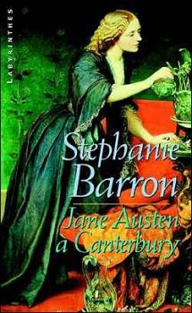 Couverture Jane Austen à Canterbury