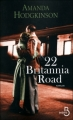 Couverture 22 Britannia Road Editions Belfond 2012