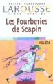 Couverture Les Fourberies de Scapin Editions Larousse (Petits classiques) 1998