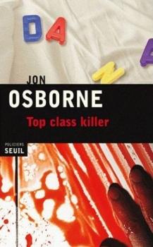 Couverture Top Class Killer