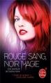 Couverture Une aventure de Sabina Kane, tome 2 : Rouge sang, noir magie Editions Le Livre de Poche (Orbit) 2012