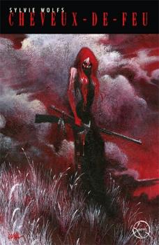 Couverture La légende de la femme louve, tome 1 : Cheveux-de-feu