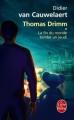 Couverture Thomas Drimm, tome 1 : La fin du monde tombe un jeudi Editions Le Livre de Poche 2012