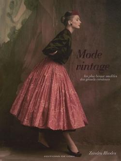 Couverture Mode Vintage