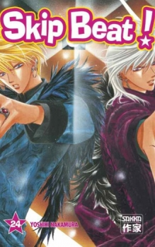 Couverture Skip Beat!, tome 24