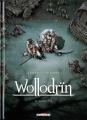 Couverture Wollodrïn, tome 03 : Le convoi, partie 1 Editions Delcourt 2012