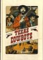 Couverture Texas cowboys Editions Dupuis 2012