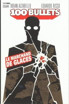 Couverture 100 Bullets (Broché), tome 02 : Le Marchand de glaces