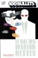 Couverture 100 Bullets (Broché), tome 08 : Le bal des marionnettes Editions Panini (100% Vertigo) 2009