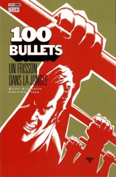 Couverture 100 Bullets (Broché), tome 09 : Un frisson dans la jungle