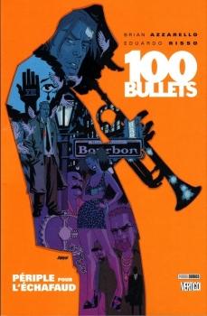 Couverture 100 Bullets (Broché), tome 11 : Périple pour l'échafaud