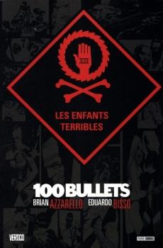 Couverture 100 Bullets (Broché), tome 12 : Les enfants terribles