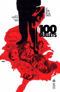Couverture 100 Bullets (Broché), tome 15 : Le sens de la chute