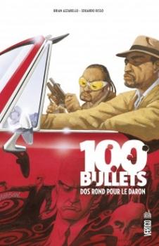 Couverture 100 Bullets (Cartonné), tome 03 : Dos Rond pour le Daron