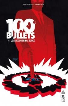 Couverture 100 Bullets (Cartonné), tome 04 : Le Blues du Prince Rouge