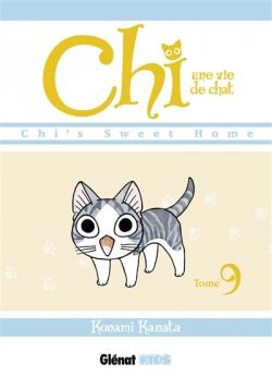 Couverture Chi, une vie de chat, tome 09