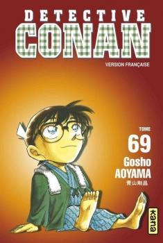 Couverture Détective Conan, tome 69