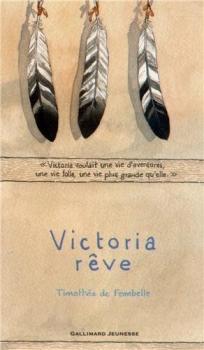 Couverture Victoria rêve