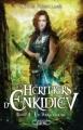 Couverture Les héritiers d'Enkidiev, tome 04 : Le sanctuaire Editions Michel Lafon 2012