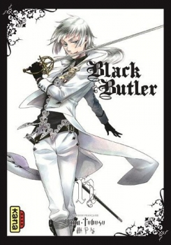 Couverture Black Butler, tome 11