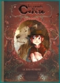 Couverture Les carnets de Cerise, tome 1 : Le zoo pétrifié Editions Soleil (Métamorphose) 2012