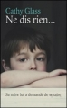 Couverture Ne dis rien... Editions France Loisirs 2012