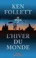 Couverture Le siècle, tome 2 : L'hiver du monde Editions Robert Laffont 2012
