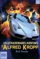 Couverture Les extraordinaires aventures d'Alfred Kropp Editions  2009