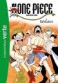 Couverture One Piece (roman), tome 4 : Révélation Editions Hachette (Bibliothèque verte) 2012