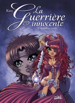 Couverture La guerrière innocente, tome 1 : Meilleure ennemie