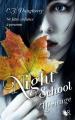 Couverture Night school, saison 1, tome 2 : Héritage Editions Robert Laffont (R) 2012