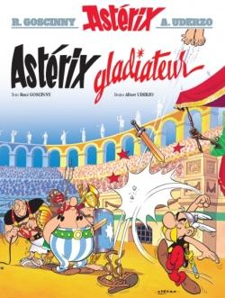 Couverture Astérix, tome 04 : Astérix gladiateur